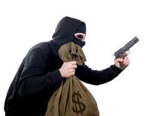 SAFETY PROCEDURES DURING A BUSINESS ROBBERY
