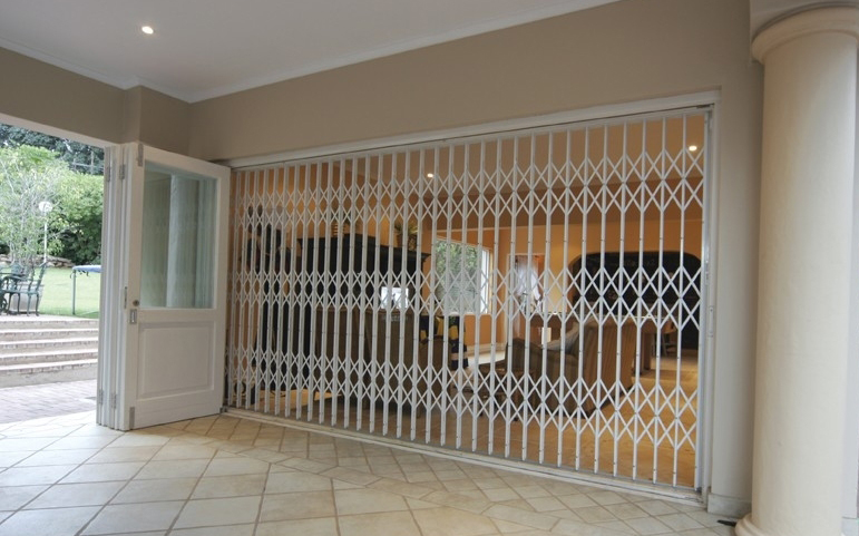 Trellis-Security-Gates