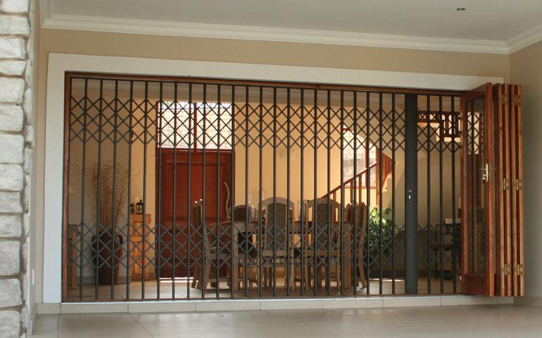 Aluminium-Security-gate