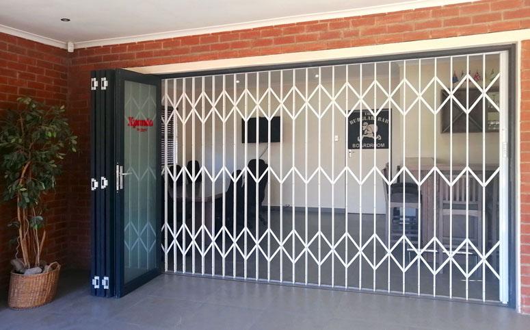 Custom-Made-Retractable-Burglar-Door