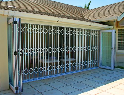 Multiguard Pro Sliding Burglar Doors