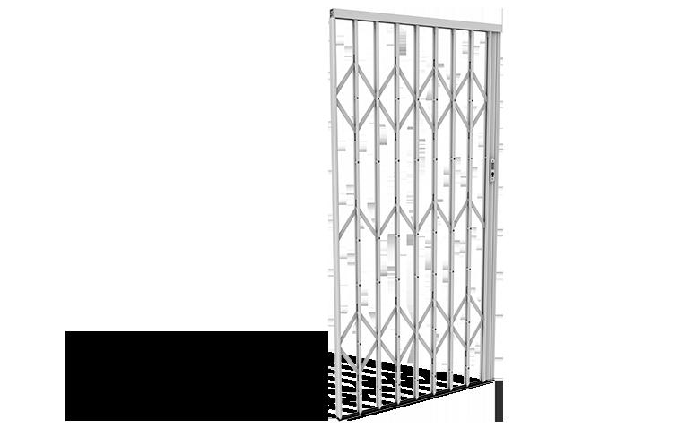 Xpanda-Multiguard-retractable-burglar-door