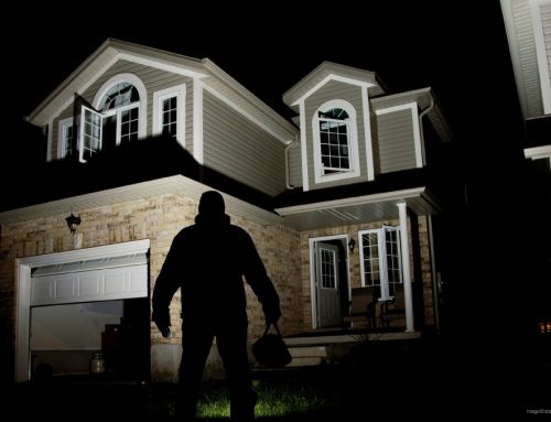 HOME SECURITY IMPROVEMENTS IN FIVE EASY STEPS
