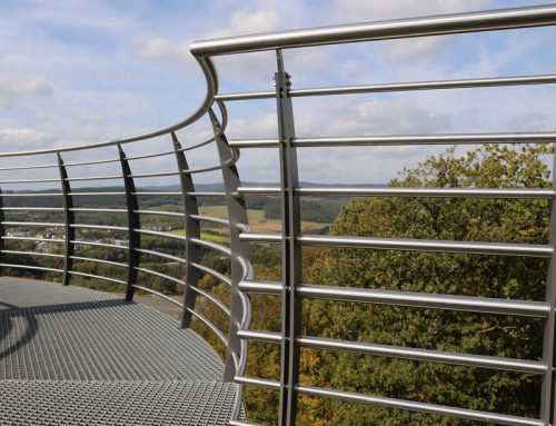 Balustrade Stainless Steel Balcony
