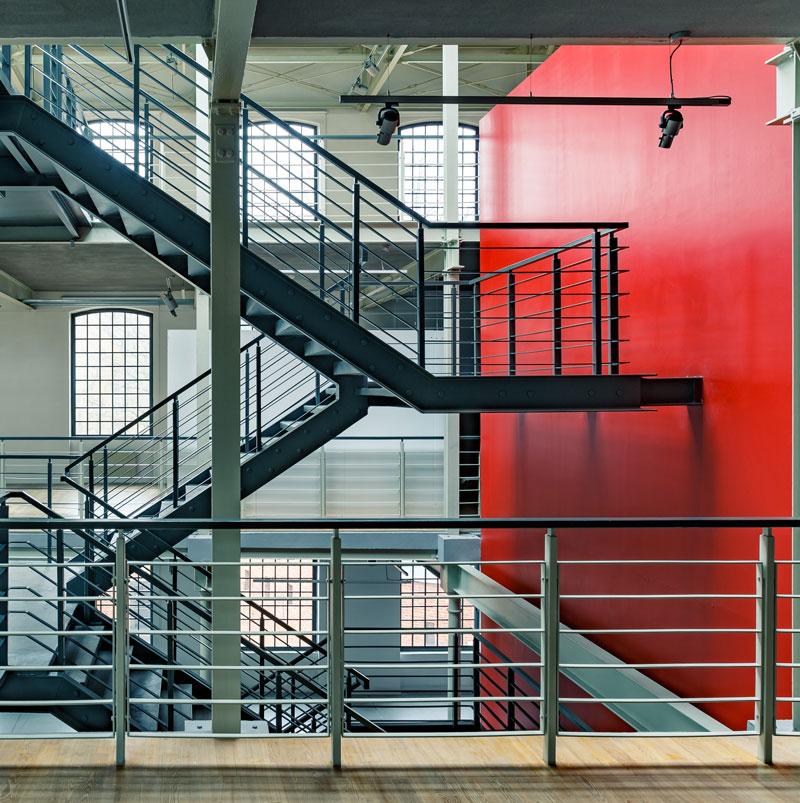 Balustrade-industrial-factory