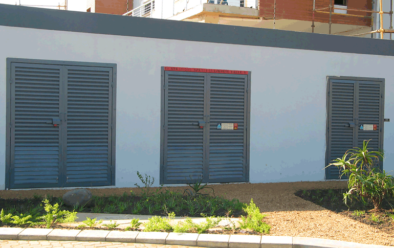 Electrical-Substation-doors