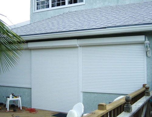 Residential Home Aluminium Shutter