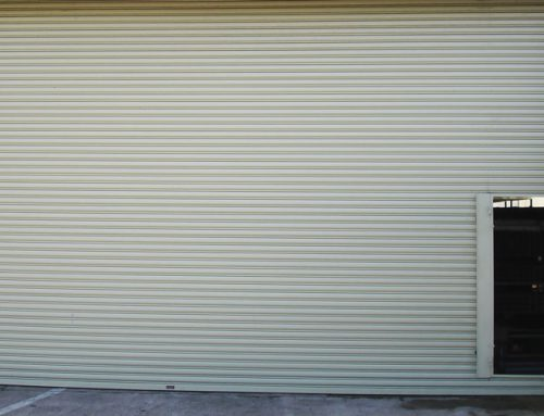 Roller Garage Door Wicket Gate