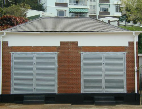Substation Doors
