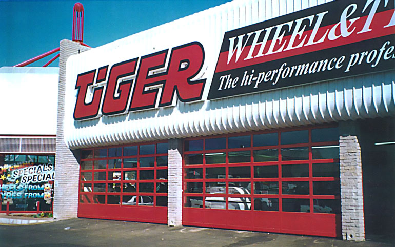 Tiger-Wheel-Sectional-Garage-Doors