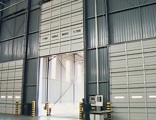 Warehouse-vertical-sectional-garage-doors
