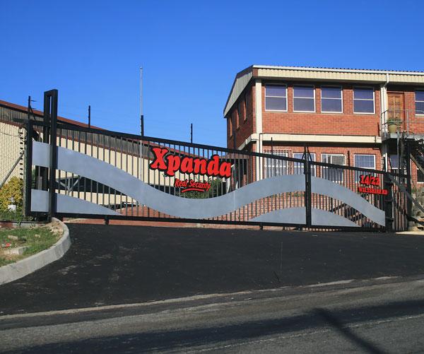 Xpanda-driveway-gate-kwazulu-natal