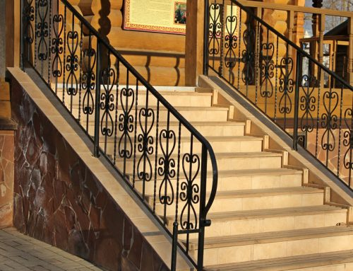 Entry Balustrade Staircase