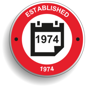 Xpanpa Since-1974 badge