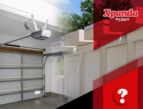 What is the difference between roller shutter doors and sectional garage doors?